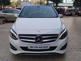 Used 2015 Mercedes Benz B Class  B200 CDI Sport AT for sale