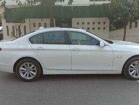 2013 BMW 5 Series 520d Sedan AT for sale
