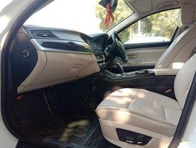 Used BMW 5 Series 520d Sedan AT car at low price
