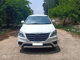 Toyota Innova 2.5 GX (Diesel) 7 Seater MT for sale