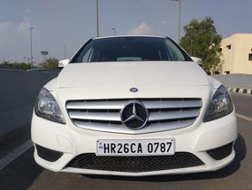 Mercedes Benz B Class B180 AT 2013 for sale