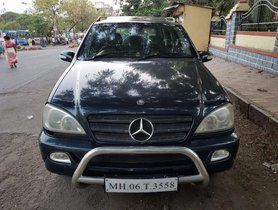 Mercedes Benz M Class AT 2003 for sale