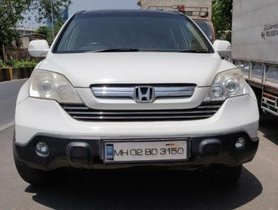 Used Honda CR V 2.4L 4WD AT 2007 for sale