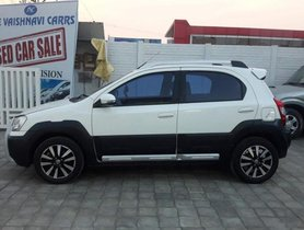 Toyota Etios Cross 1.2L G MT 2014 for sale