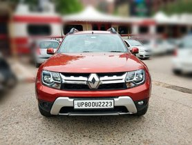 2016 Renault Duster 110PS Diesel RxZ AMT AT for sale