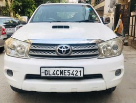 2010 Toyota Fortuner 3.0 Diesel MT for sale