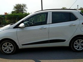 Hyundai Grand i10 1.2 Kappa Sportz MT 2017 for sale