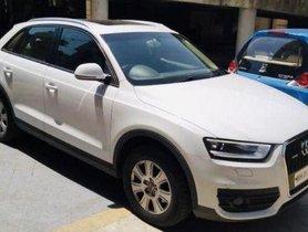 Audi Q3 2.0 TDI Quattro AT 2015 for sale