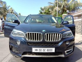 2015 BMW X5 xDrive 30d Design Pure Experience 7 Seater AT for sale at low price
