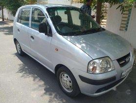 Used Hyundai Santro car at low price
