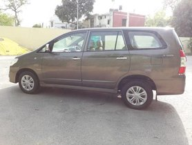 Toyota Innova 2.5 GX (Diesel) 7 Seater BS IV MT for sale