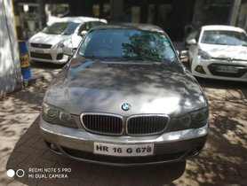 Used 2008 BMW 7 Series AT 2007-2012 for sale