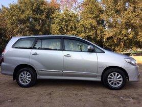 Toyota Innova MT 2014 for sale