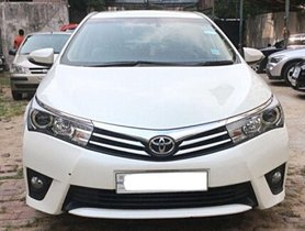 Toyota Corolla Altis G MT for sale