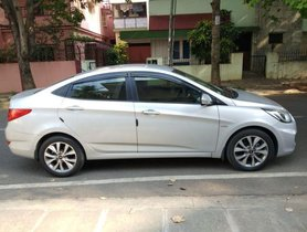 Used Hyundai Verna 1.6 CRDi SX MT 2016 for sale