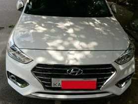 Used 2018 Hyundai Verna 1.6 VTVT SX Option MT for sale