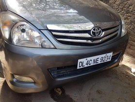 2011 Toyota Innova MT 2004-2011 for sale at low price