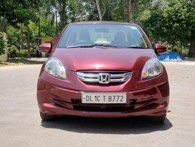 Honda Amaze S i-Vtech MT 2015 for sale