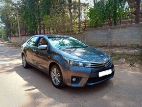 Toyota Corolla Altis 1.8 GL MT for sale