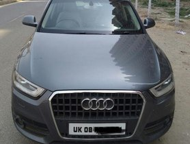 2012 Audi Q3 AT 2012-2015 for sale at low price