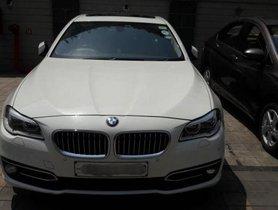 BMW 5 Series 520d Sedan AT 2016 for sale