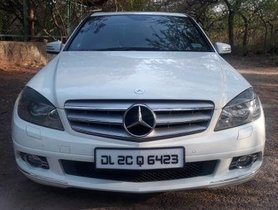 Used Mercedes Benz C-Class  C 200 CGI Avantgarde AT car at low price