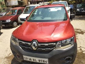 Used Renault Kwid RXE MT car at low price