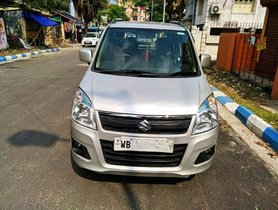Maruti Wagon R VXI BS IV with ABS MT for sale