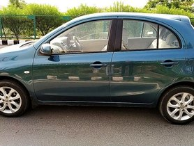 2014 Nissan Micra XV CVT AT for sale at low price