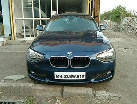 2014 BMW 1 Series AT for sale at low price