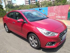 Hyundai Verna 1.6 SX VTVT (O) AT for sale