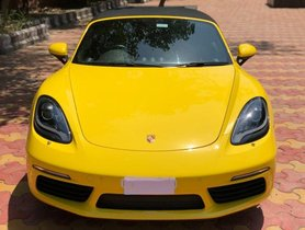 Used 2017 Porsche Boxster AT for sale