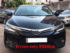 Used 2018 Toyota Corolla Altis 1.8 VL CVT AT for sale