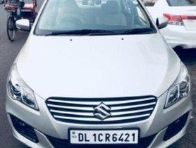 Maruti Ciaz ZDi Plus SHVS MT for sale