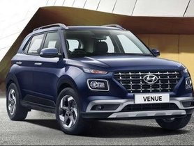 Hyundai Venue Attracts Thousands Of Car Buyers On Its First Day Of Sales