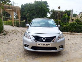 2012 Nissan Sunny MT 2011-2014 for sale at low price