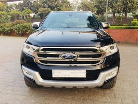 Ford Endeavour 3.2 Titanium AT 4X4 2017 for sale