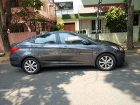 2013 Hyundai Verna 1.6 SX VTVT AT for sale at low price