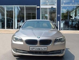 Used 2011 BMW 5 Series 520d AT 2003-2012 for sale
