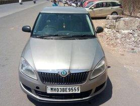 Used Skoda Fabia MT car at low price