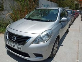 2012 Nissan Sunny Diesel XL MT 2011-2014 for sale at low price