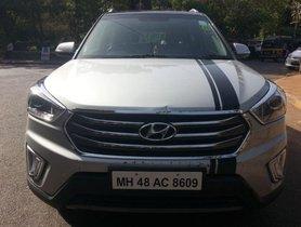 Hyundai Creta 1.6 SX Dual Tone Diesel MT 2016 for sale