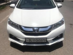 Used Honda City  i-VTEC CVT VX AT car at low price