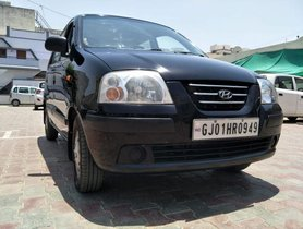 Used Hyundai Santro Xing GLS MT 2008 for sale
