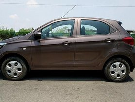 Used Tata Tiago 1.2 Revotron XT MT car at low price