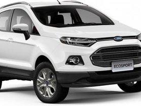 Ford EcoSport 1.5 TDCi Titanium MT for sale