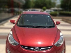 Used Hyundai Elantra CRDi SX MT car at low price