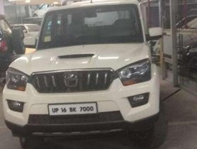 Mahindra Scorpio S10, 2016, Diesel for sale
