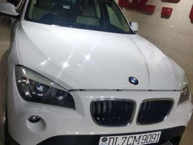 2011 BMW X1 AT for sale at low price