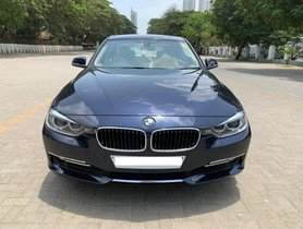 Used 2015 BMW 3 Series 320d Luxury Line AT for sale